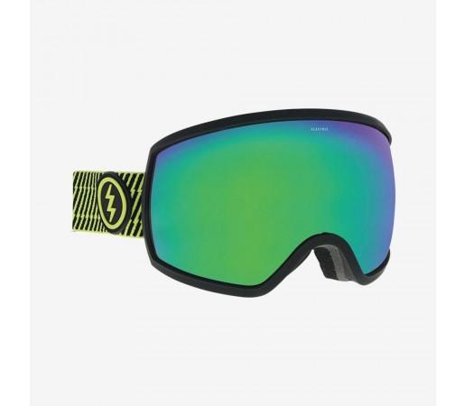 Ochelari Ski si Snowboard Electric EGG Volt Stripe / Brose Green Chrome