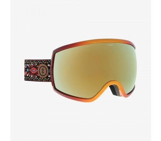 Ochelari Ski si Snowboard Electric EGG Soul / Brose Gold Chrome