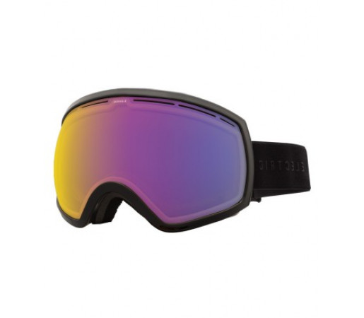Ochelari Schi si Snowboard Electric EG2 Black Yellow/ Blue Chrome + Light green
