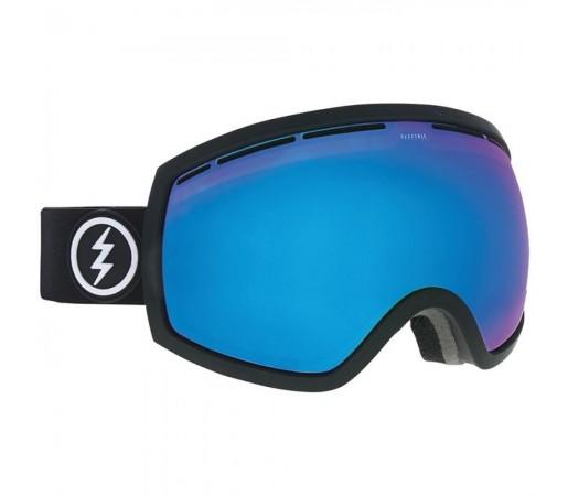 Ochelari Ski si Snowboard Electric EG2 Matte Black / Brose Blue Chrome