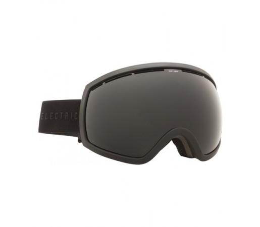 Ochelari Schi si Snowboard Electric EG2 Matte Black / Jet Black + Light green