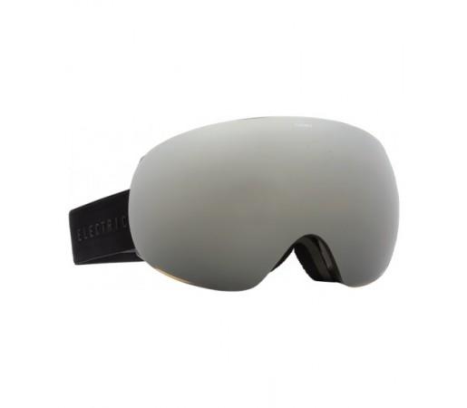 Ochelari Schi si Snowboard Electric EG3 Black Bronze/ Silver Chrome + Light green