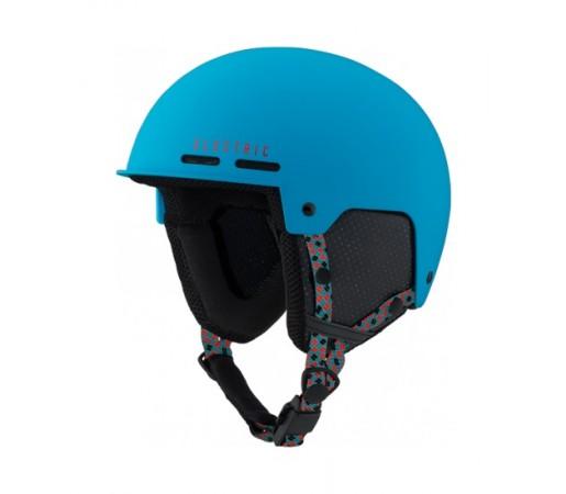Casca schi/snowboard Electric Saint- Matte Blue/Red