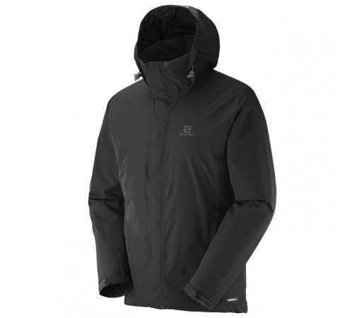 Geaca Salomon Elemental Insulated Jkt M Neagra