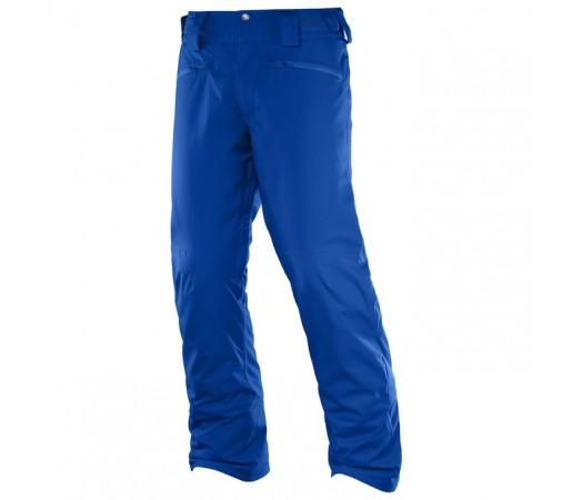 Pantaloni schi Salomon Enduro Pant M Albastri