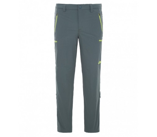 Pantaloni The North Face M Exploration Verzi