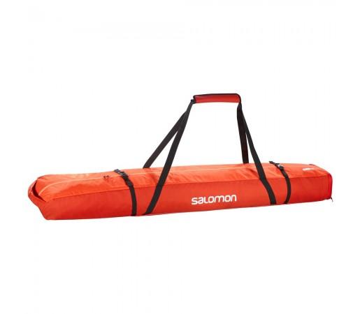 Husa schi Salomon Extend 2Pairs 175 + 20 Skibag Portocalie