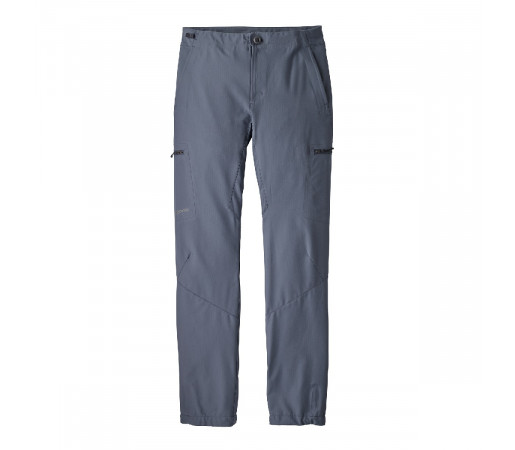 Pantaloni Softshell Femei Patagonia Simul Alpine Pants Dolomite Blue  (Bleu)