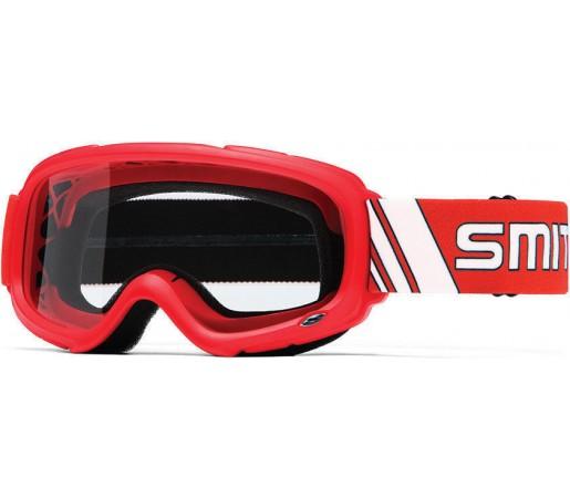 Ochelari Schi si Snowboard Smith Gambler Red