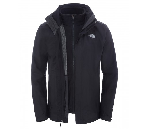 Geaca The North Face M Evolution Ii Triclimate Neagra