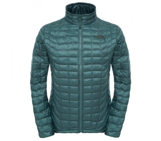 Geaca The North Face M Thermoball Full Zip Verde