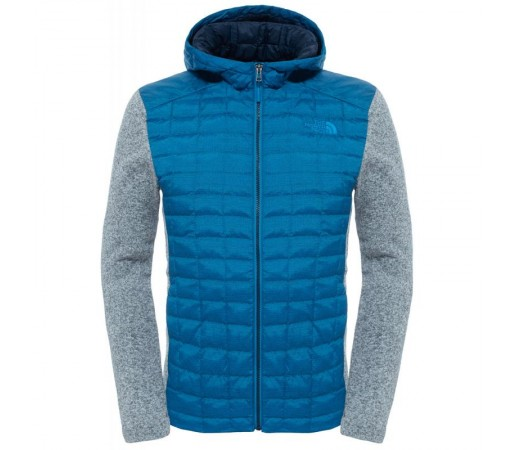Geaca The North Face M Thermoball Gordon Lyons Hoodie Albastra