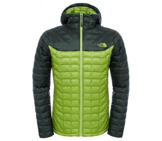 Geaca The North Face M Thermoball Hoodie Verde