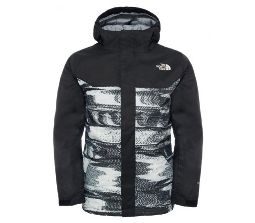 Geaca Schi si Snowboard The North Face B Brayden Insulated Neagra