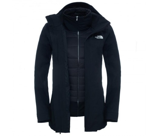 Geaca The North Face W Brownwood Triclimate Neagra