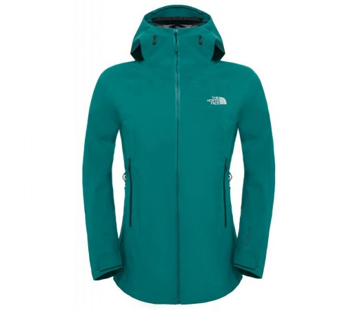 Geaca The North Face W Point Five Verde