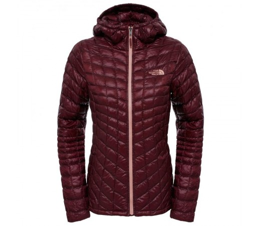 Geaca The North Face W Thermoball Hoodie Rosie