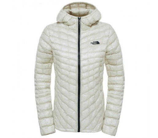 Geaca The North Face W Thermoball Hoodie Alba