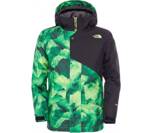 Geaca The North Face B Calisto Insulated Verde