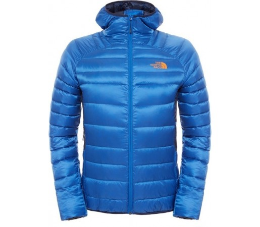 Geaca The North Face M Keep It Pure Hoodie Albastra