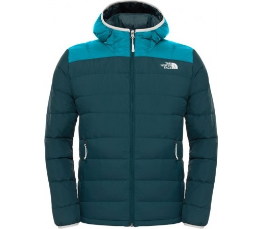 Geaca The North Face M La Paz Hooded Verde/Albastra
