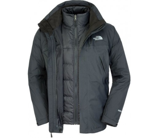 Geaca The North Face M Mountain Light Triclimate Black