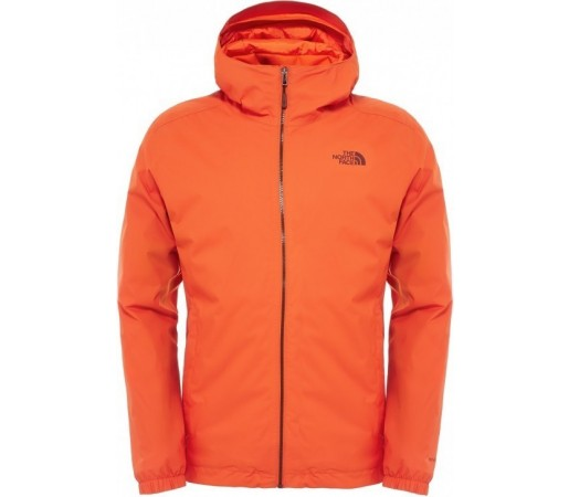 Geaca The North Face M Quest Insulated Portocalie