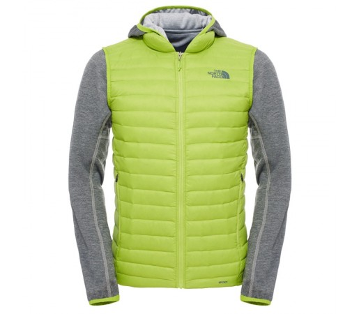 Geaca The North Face M Reversible Charlie Verde