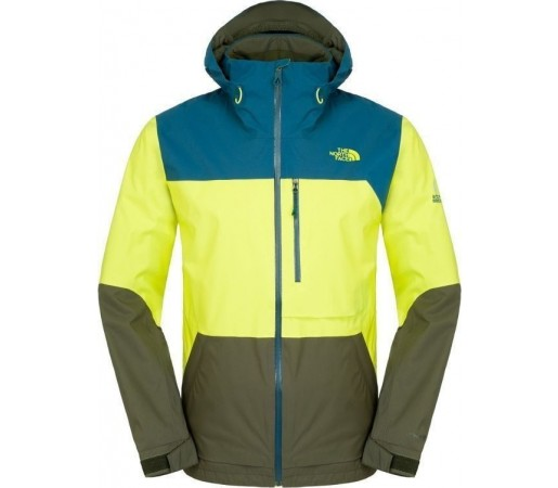 Geaca The North Face M Sickline Yellow Green/Blue