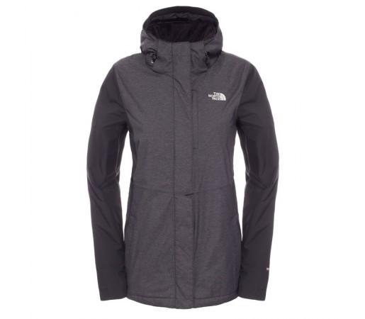 Geaca The North Face Inlux Insulated Neagra