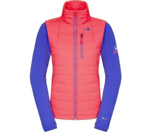 Geaca The North Face W Pemby Hybrid Pink