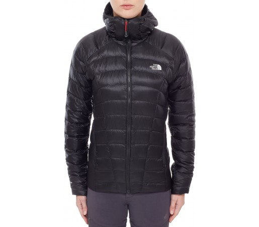 Geaca The North Face W Quince Pro Hooded Neagra