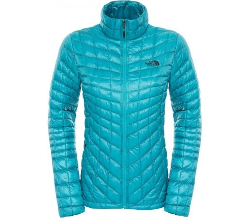 Geaca The North Face Thermoball Full Zip Albastra
