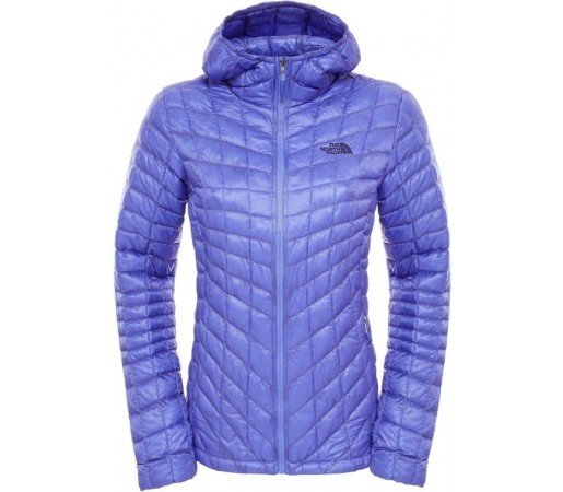 Geaca The North Face Thermoball Hoodie Mov