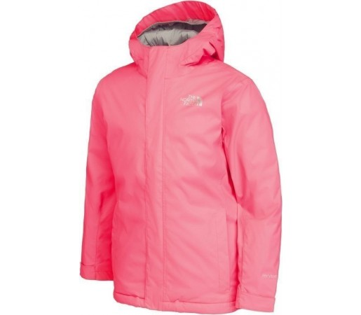 Geaca The North Face Youth Snow Quest Rocket Red