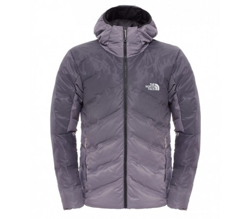 Geaca The North Face M Fuseform Dot Matrix Hooded Down Neagra