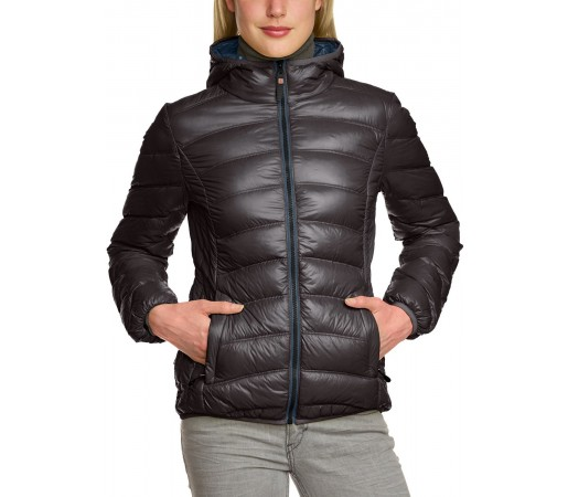 Geaca Brekka Holiday Down Jacket Woman Neagra