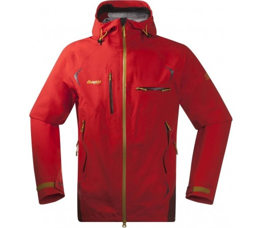 Geaca de ski Bergans Storen Rosu