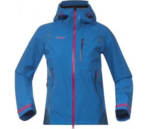Geaca de ski Bergans Storen Lady Albastru