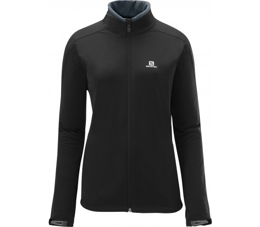 Geaca Salomon Nova Softshell W Black