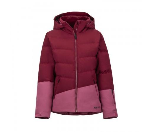 Geaca Ski Femei Marmot Slingshot Claret/Dry Rose (Rosu)