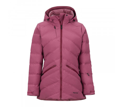 Geaca Ski Femei Marmot Val D'Sere Dry Rose (Visiniu)