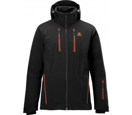 Geaca Ski Salomon S-Line 3 in 1 Jacket M Black