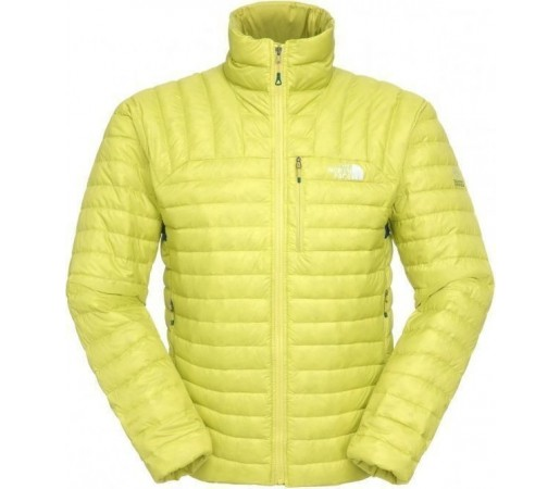 Geaca The North Face M Thunder Micro Firefly Green