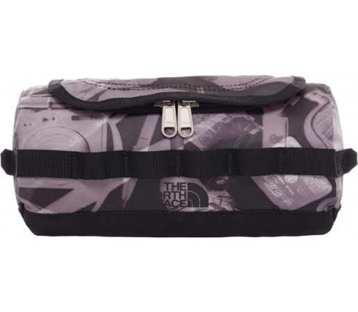 Geanta The North Face BC Travel Canister S Negru/ Gri