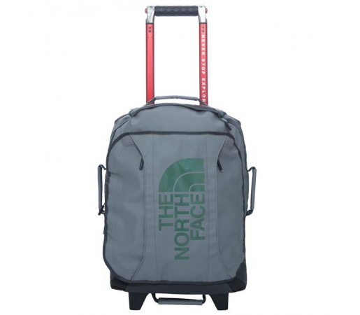 Geanta The North Face Rolling Thunder - 19 Gri/Verde
