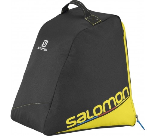 Geanta Clapari Salomon Black- Yellow