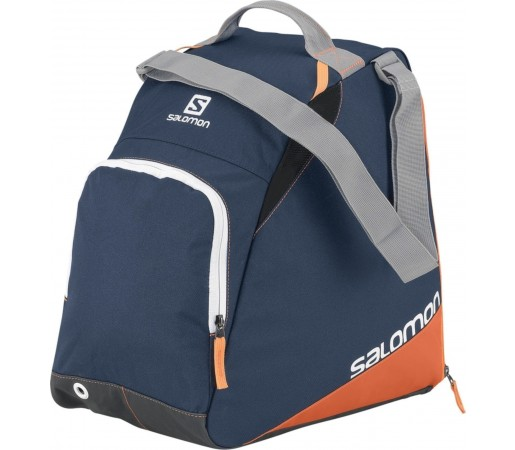 Geanta clapari Salomon Gear Bag Blue- Orange