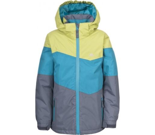 Geaca Schi si Snowboard Trespass Gideon Yellow/Blue/Black