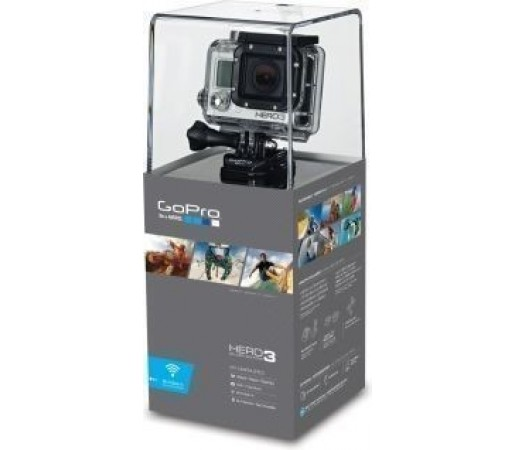 Camera video GoPro Hero 3 Silver Edition